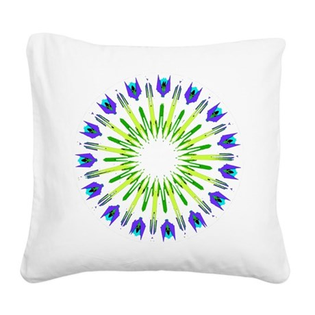 003b.png Square Canvas Pillow