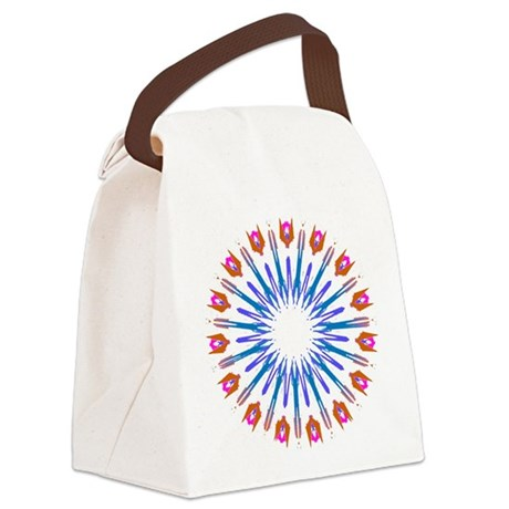 003a.png Canvas Lunch Bag