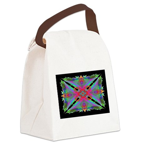 000b.png Canvas Lunch Bag