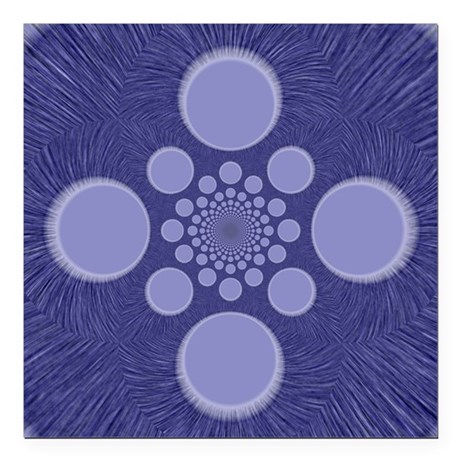 "abstract.png Square Car Magnet 3"" x 3"""