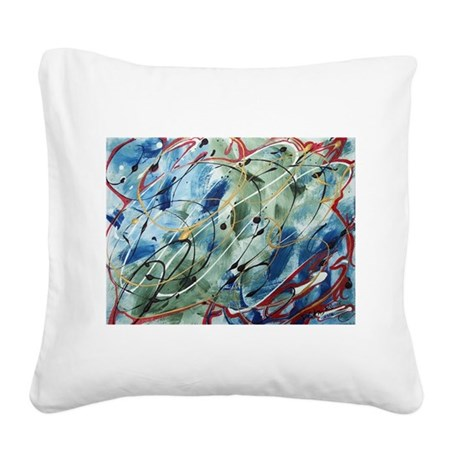 abstact0001c.JPG Square Canvas Pillow