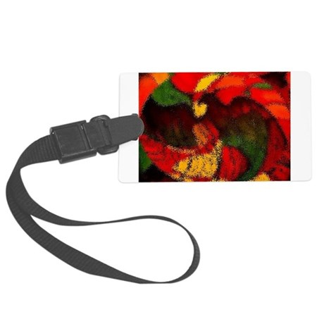 eagle1a.JPG Large Luggage Tag