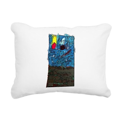 twoasteroidssq.JPG Rectangular Canvas Pillow
