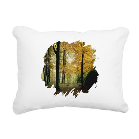 autumn Rectangular Canvas Pillow