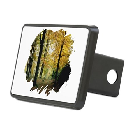 autumn Rectangular Hitch Cover
