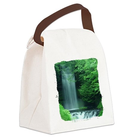 Glencar Lough Canvas Lunch Bag
