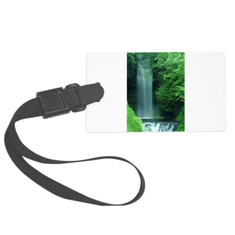 Glencar Lough Large Luggage Tag