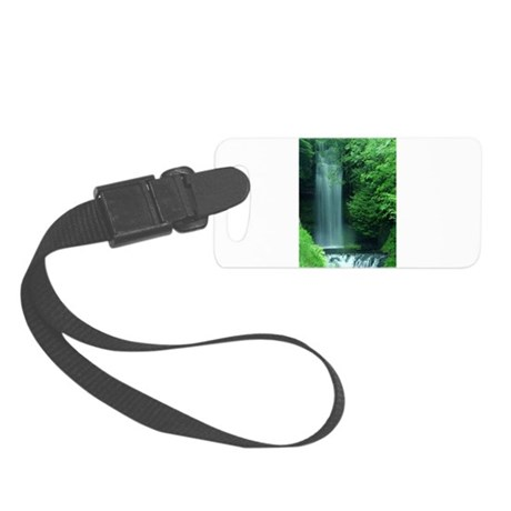 Glencar Lough Small Luggage Tag
