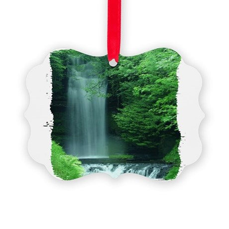 Glencar Lough Picture Ornament