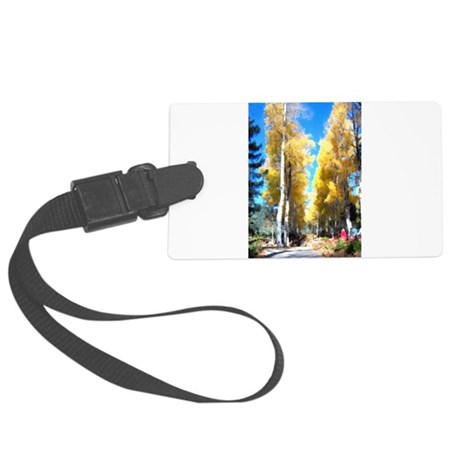 Aspen Trail Large Luggage Tag