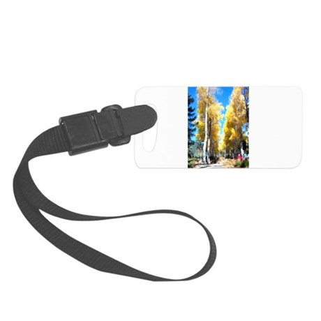 Aspen Trail Small Luggage Tag