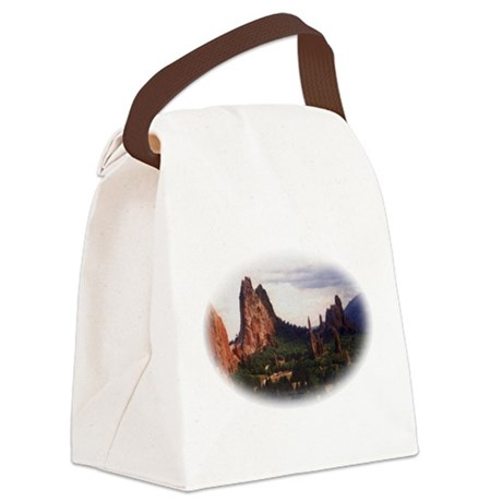 Offroad Majesty Canvas Lunch Bag