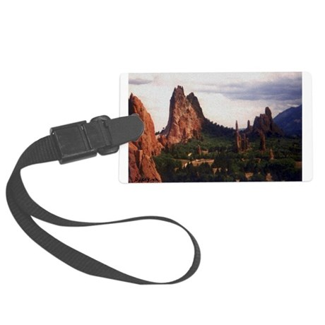 Offroad Majesty Large Luggage Tag
