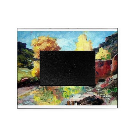 Autumn Canyon Picture Frame