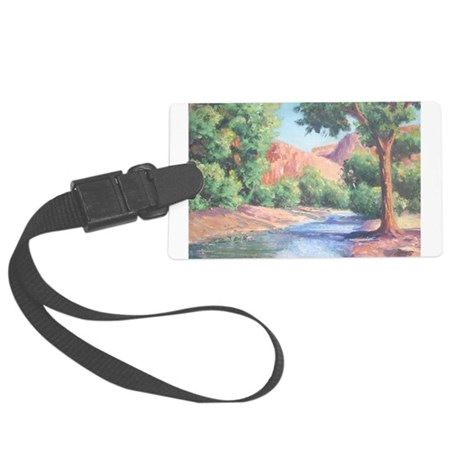 Summer Canyon Large Luggage Tag