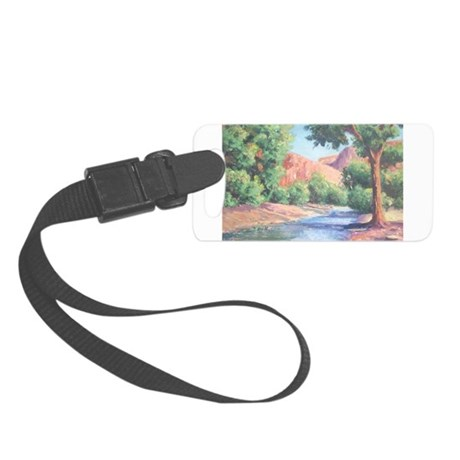 Summer Canyon Small Luggage Tag