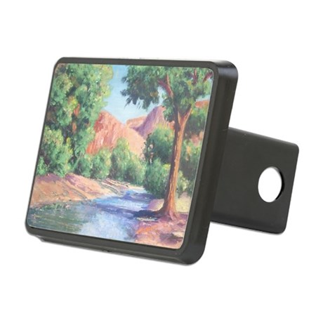 Summer Canyon Rectangular Hitch Cover