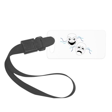 theater.png Small Luggage Tag