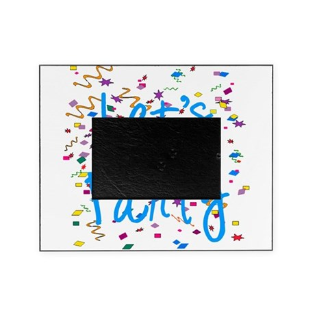 party.png Picture Frame