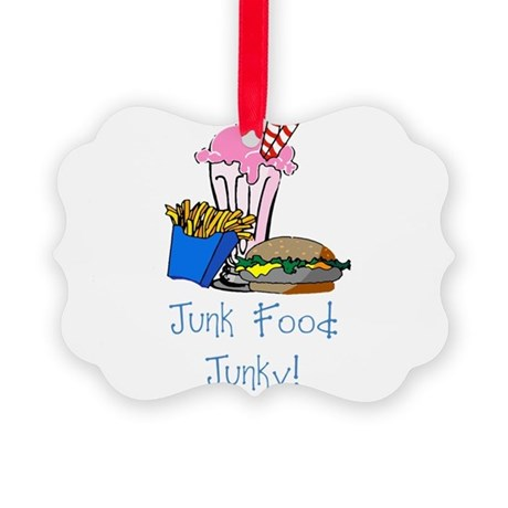 junkfood Picture Ornament