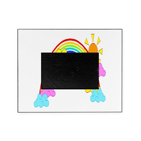 rainbow Picture Frame