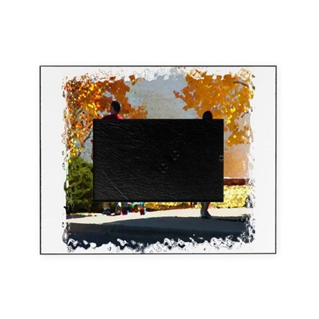 Autumn Stroll Picture Frame