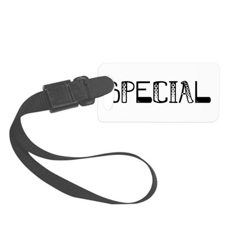 Special Small Luggage Tag