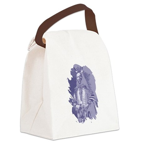 brave1c2.png Canvas Lunch Bag
