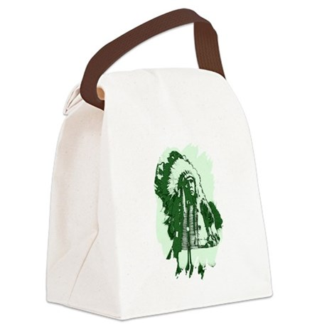 indian1csq.jpg Canvas Lunch Bag