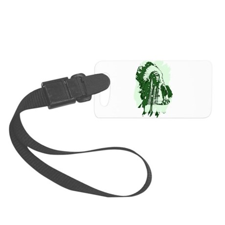 indian1csq.jpg Small Luggage Tag