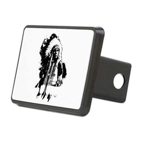 indian1g.png Rectangular Hitch Cover