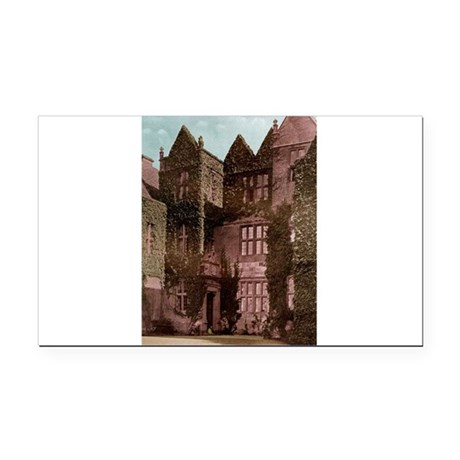 stantoncourt.png Rectangle Car Magnet
