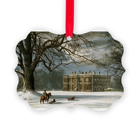 howshamhall.png Picture Ornament