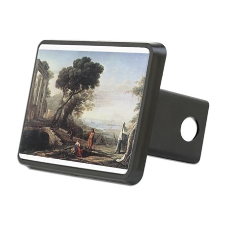 claudeLorrain3.png Rectangular Hitch Cover