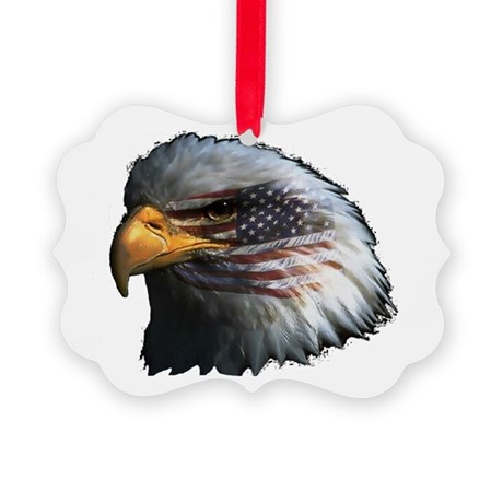 eagle3d.png Picture Ornament