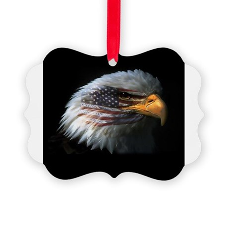 EagleRight Picture Ornament