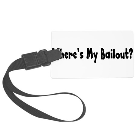 bailout2.png Large Luggage Tag