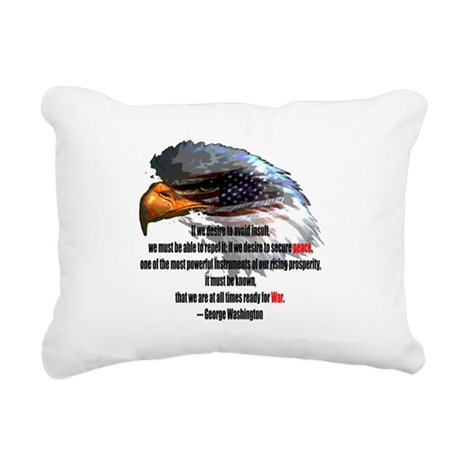 war2.png Rectangular Canvas Pillow