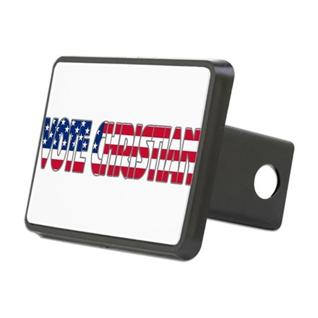 votechrist1a.png Rectangular Hitch Cover