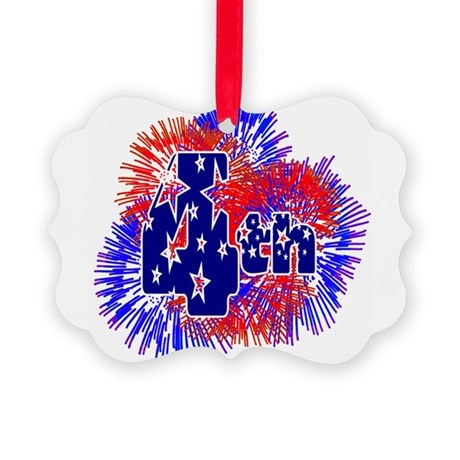 fireworks1a.png Picture Ornament