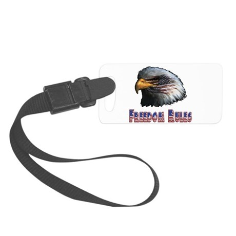 eagle3c.png Small Luggage Tag