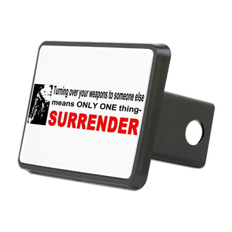 gun4d.png Rectangular Hitch Cover