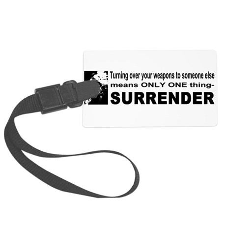 gun4b.png Large Luggage Tag