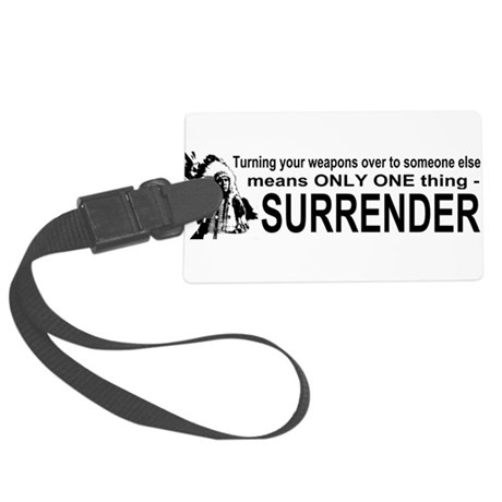 gun3.png Large Luggage Tag