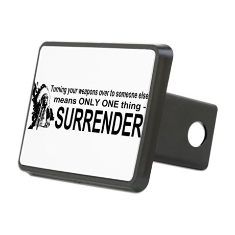 gun3.png Rectangular Hitch Cover