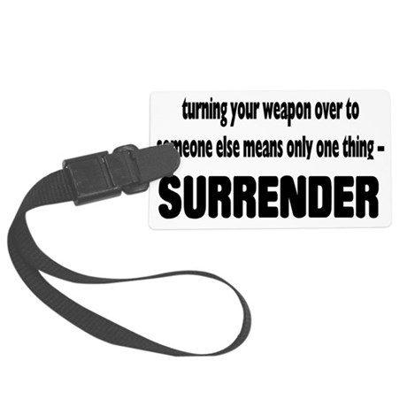 guns2.png Large Luggage Tag