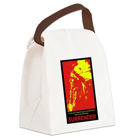 gun5a.jpg Canvas Lunch Bag