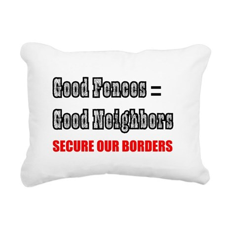borders1a.png Rectangular Canvas Pillow