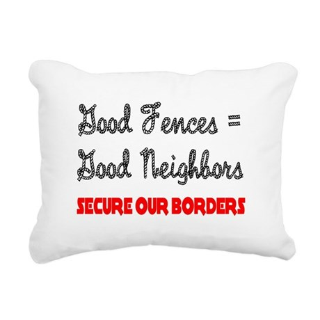 borders3.png Rectangular Canvas Pillow