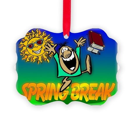 springbreak.png Picture Ornament